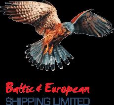 Baltic and European Shipping logo